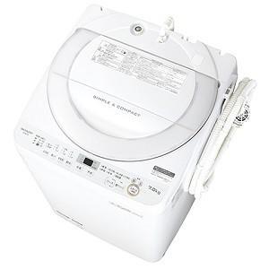全自動洗濯機 7kg シャープ ES-GE7B ES-GE7...