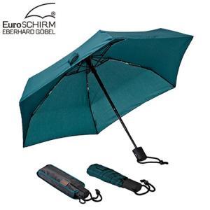 DANTY オートマチック グリーン 自動開閉機能付き折り畳み傘 EuroSCHIRM ユーロシルム ES19570017007000 お取り寄せ|kahoo