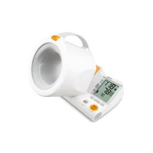 血圧計 上腕式血圧計 デジタル自動血圧計 オムロン HEM-1000 正しい測定姿勢をつくる可動式腕帯 (1)|kahoo