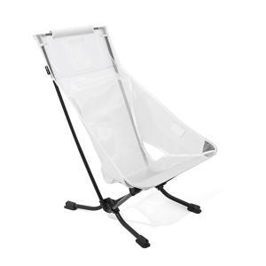 ヘリノックス Helinox ビーチチェア メッシュ Beach Chair Home ホワイト HN19750009010001 お取り寄せ kahoo