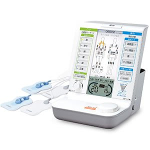 電器治療器 オムロン HV-F5000