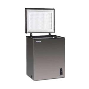 JH100CR ノーフロスト NORFROST 100L ステンレス製 チェストフリーザー 上開き式冷凍庫 お取り寄せ|kahoo