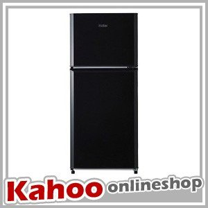 ハイアール 121L 冷凍冷蔵庫 -K ブラック JR-N121A-K 冷蔵庫 一人暮らし 在庫わずか|kahoo