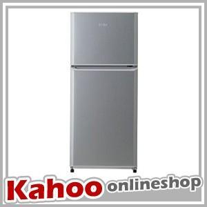 ハイアール 121L 冷凍冷蔵庫 シルバー JR-N121A-S 冷蔵庫 一人暮らし 在庫わずか|kahoo