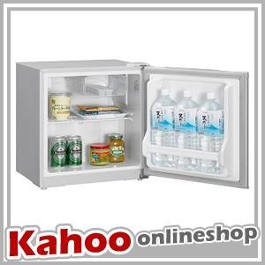 ハイアール 40L 冷蔵庫 JR-N40G-H グレー 冷蔵庫 一人暮らし 在庫わずか|kahoo