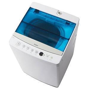 全自動洗濯機 6kg JW-C60A-W ハイアール ホワイト (1)|kahoo