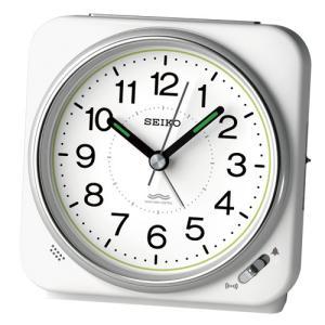 セイコークロック 目覚まし時計 KR326W お取り寄せ|kahoo