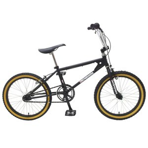 KUWAHARA KZ-01 6th BMX マットブラック KZ-01-6th-MBK|kahoo