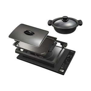IHホットプレート 卓上IH調理器 パナソニック KZ-HP2100-K (1)|kahoo
