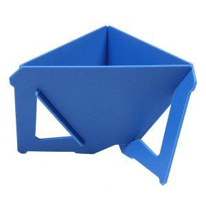 ミュニーク MUNIEQ Tetra Drip 02P(ポリプロピレン、ブルー、Lサイズ) ドリッパー MU09210006002002 お取り寄せ|kahoo