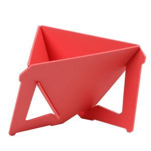 ミュニーク MUNIEQ Tetra Drip 02P(ポリプロピレン、レッド、Lサイズ) ドリッパー MU09210006004002 お取り寄せ|kahoo