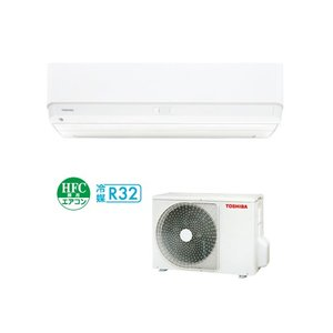 エアコン 10畳用 大清快 東芝 RAS-F281R-W ホワイト