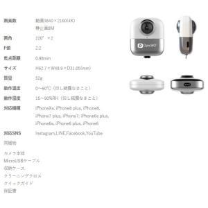Opix360 SasuToru i CULDOOR サストルアイ カルドア 挿すだけでスマホが360度カメラに iPhone専用 在庫わずか kahoo 04