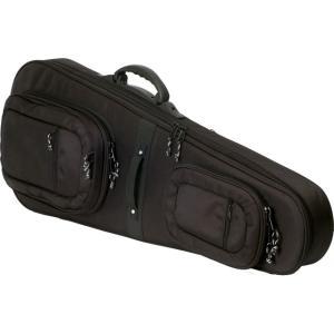 お取り寄せ SHE120 KC エレキギター用セミハードケース ブラック|kahoo