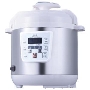 マイコン電気圧力鍋 2.5L レシピブック付き STL-EC30 D&S kahoo 07