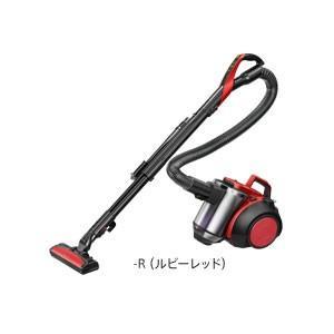 三菱 風神 サイクロン掃除機 シャインレッド TC-ZXF30P-R 在庫わずか|kahoo