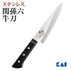 貝印  関孫六 安土 牛刀180mm