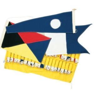 ヨット用国際信号旗 バラ売り 12×18