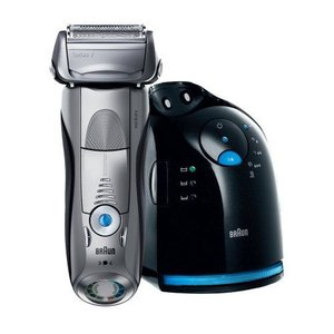BRAUN (ブラウン) 790CC-7 シリーズ7 3枚刃 アルコール洗浄システム搭載メンズシェーバー (ターボ音波振動で世界最強の深剃り)