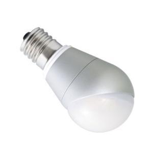 パナソニック (Panasonic) LDA6LE17DBH LED電球 (370ルーメン/調光器対応/E17口金/小形電球斜め取付専用形/電球25W相当/電球色相当)