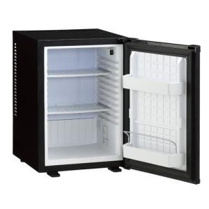 三ツ星貿易 ML-640B 寝室用 電子冷蔵庫 40L ブラック (ペルチェ式)