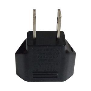日本国内用変換プラグ Cタイプ→Aタイプ専用 海外の家電を日本で使用(要変圧器) カシムラ NTI-...