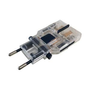 NTI-26は、全世界の電源コンセントに対応する海外旅行用マルチ変換プラグケース付です。世界中の電源...