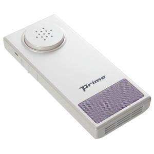 プリモ ハンディタイプ マイクロホンレシーバー 助聴器 聴七郎  プリモ HA-7|kaichou