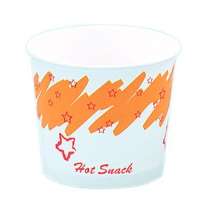 スープ容器 スーパーカップ8オンス (ホットスナック) 8HS|kaicom
