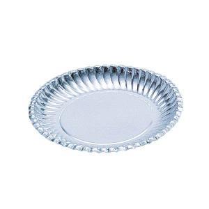 紙皿シルバープレート(菊型)7号 | 紙皿|kaicom