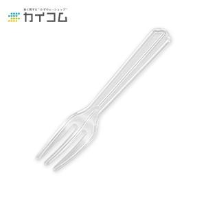 フォーク#90 バラ | 使い捨てフォーク|kaicom