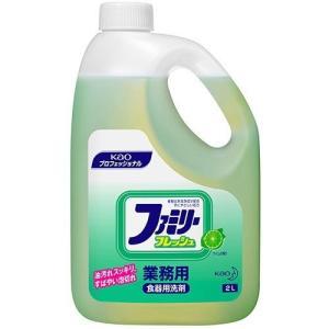 ファミリーフレッシュ 業務用 4.5L 花王プロフェッショナルシリーズ 食器・野菜用洗剤 kaicom
