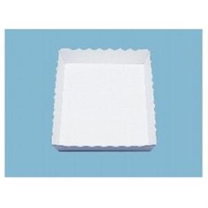 パントレー波型(白) 中 | スナック包材|kaicom