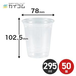 プラスチックカップ プラカップ 10オンスPETカップ(HTB10) 本体|kaicom
