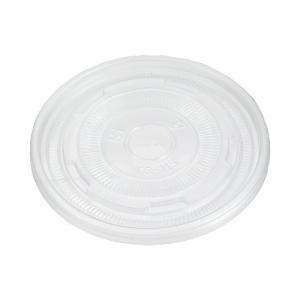 12/16オンス アイス&スープカップ用PPリッド (半透明)|kaicom