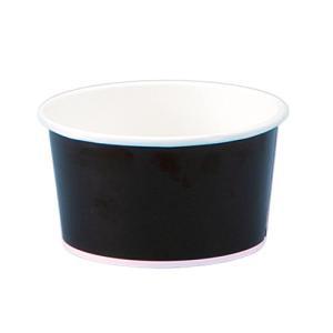 12オンス アイス&スープカップ (ブラック)|kaicom