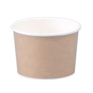 16オンス アイス&スープカップ (クラフト風)|kaicom