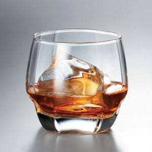 ウィスキーグラス カリスマ ロック 340|kaicom