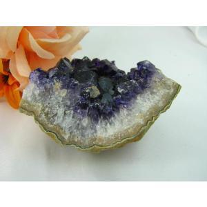 ウルグアイ産 アメジスト(紫水晶)クラスター1|kaicrystal