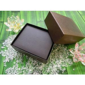 高級感アップ ブレスレット専用ケース ブラウン(ふちなし)|kaicrystal