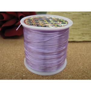 手作り用オペロンゴム 薄い紫 |kaicrystal