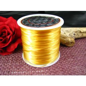 手作り用オペロンゴム ゴールド|kaicrystal