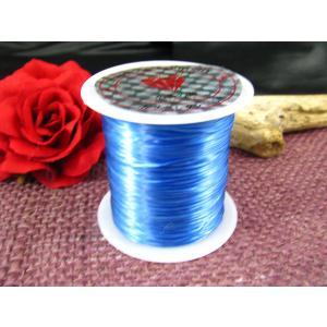 手作りオペロンゴム ブルー|kaicrystal