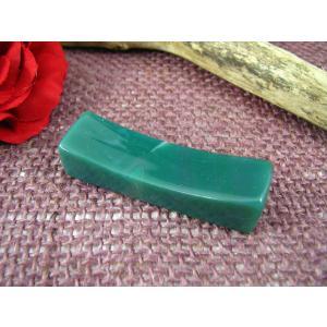 メノウ箸置き 緑|kaicrystal