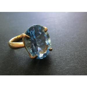 ブルートパーズ(ダイヤ付き)|kaicrystal