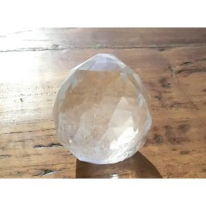 天然水晶サンキャッチャー用カット45×40mm|kaicrystal