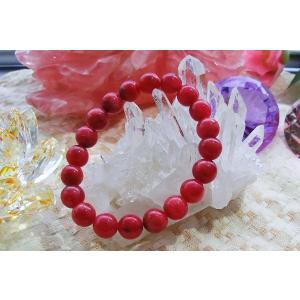 良質 稀少 インペリアル・ロードナイト(薔薇輝石) 9ミリブレスレット|kaicrystal