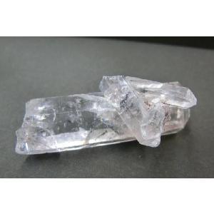 中国 雲南省産カーボン(C)入り水晶(2)|kaicrystal