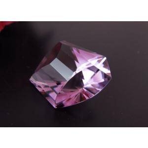 稀少 天然石 2月誕生石 アメジスト(紫水晶) ルース1|kaicrystal