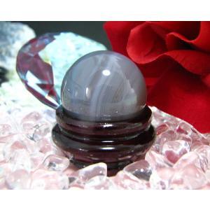 安い♪☆天然石☆小さめ☆メノウ丸玉1|kaicrystal